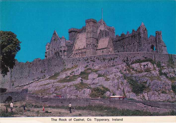 The Rock of Cashel - County Tipperary, Ireland