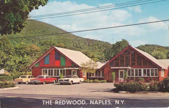 The Redwood Restaurant - Naples, New York
