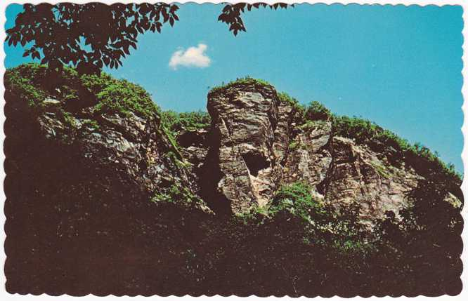Elephant's Head at Smugglers Notch, Vermont