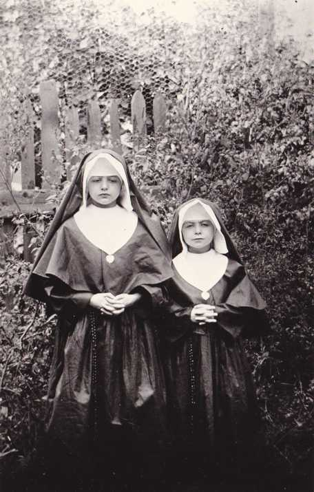 Humor - Nun Too Soon - Heloise and Arabella inadvertently took Vow of Silence