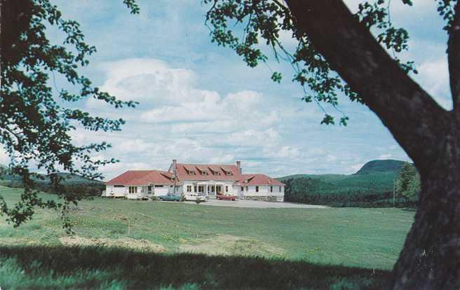Mount Orford Golf & Country Club - Magog, Quebec, Canada