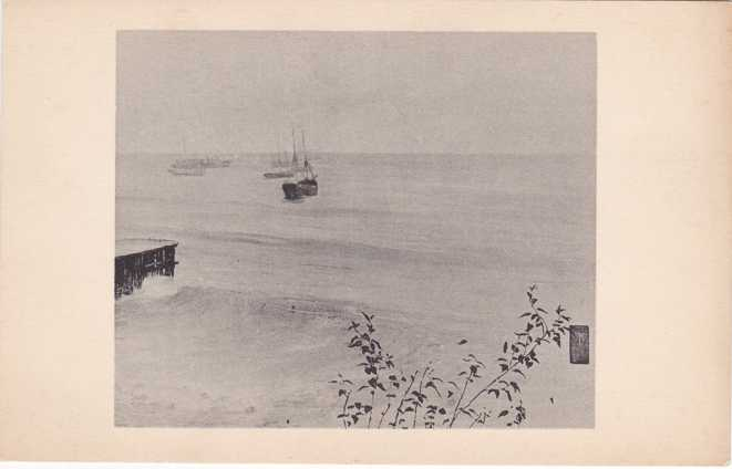 The Pacific by James Whistler - Art from the Frick Collection