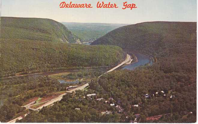Village of Delaware Water Gap, Pennsylvania