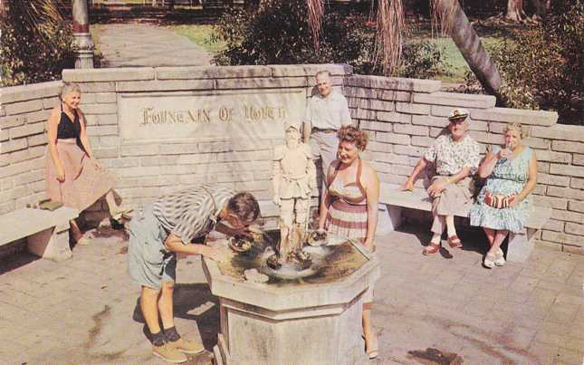 Fountain of Youth - St Petersburg, Florida