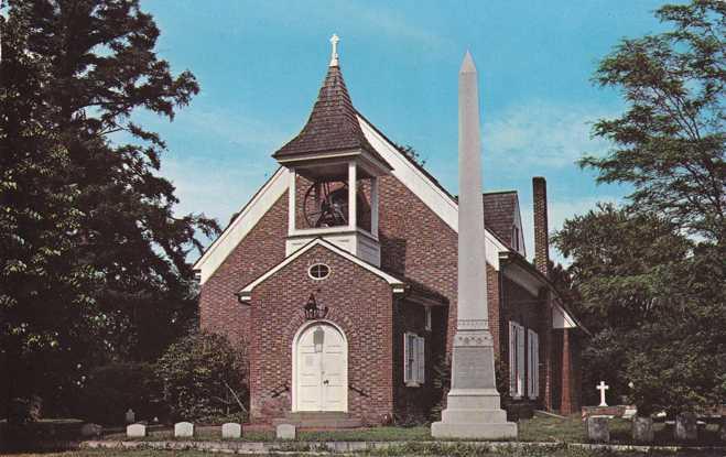 Old Christ Church - Dover, Delaware