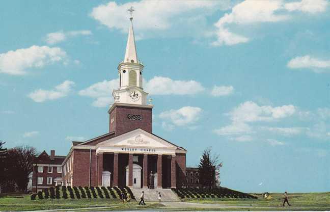 West Chapel Wesleyan College - Buckhannon, West Virginia