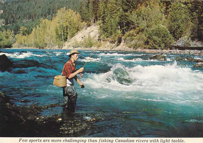 Sport Fishing in Canada