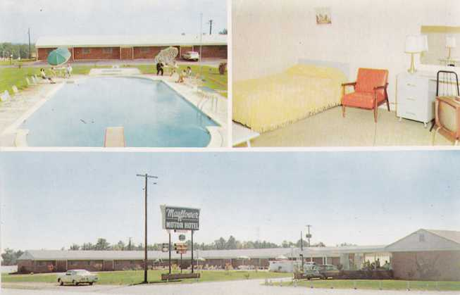 Mayflower Motor Motel - Hotel - Marietta, Georgia