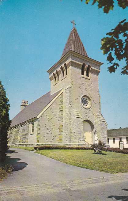 Saint Agnes Roman Catholic Church - Niantic, Connecticut