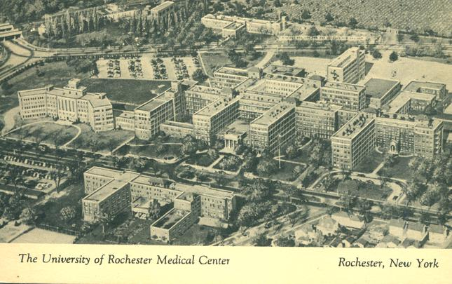University of Rochester Medical Center - Rochester, New York - 1950