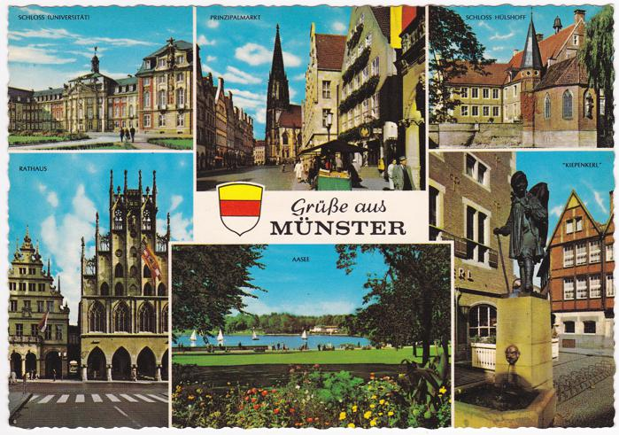 Multiview - Greetings from Munster, Germany
