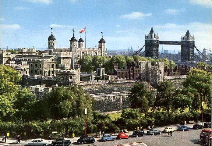 Tower Of London and Tower Bridge - United Kingdom
