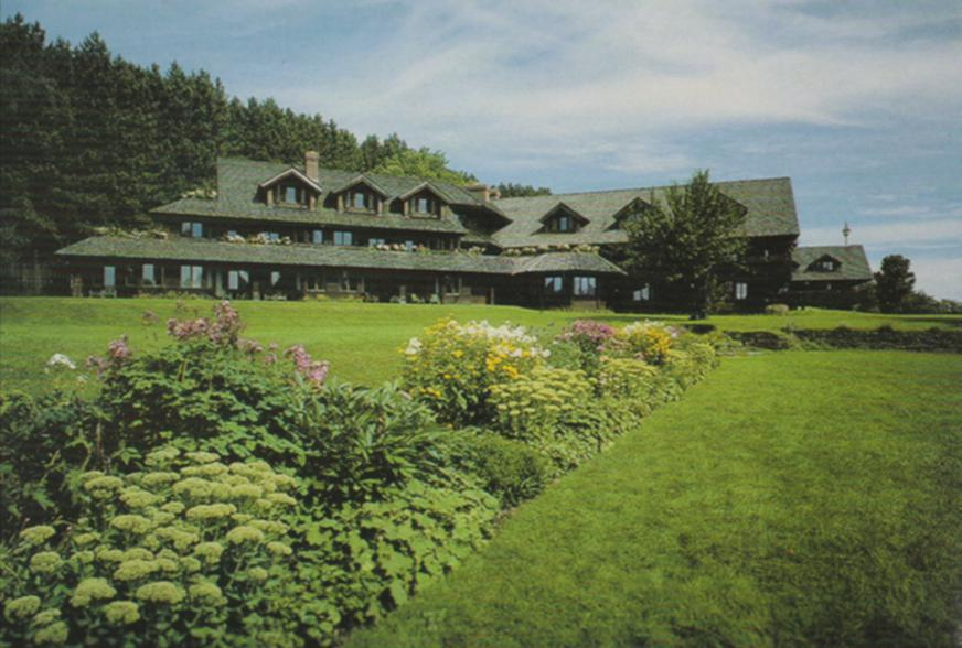 Trapp Family Lodge and Guest Houses - Stowe, Vermont