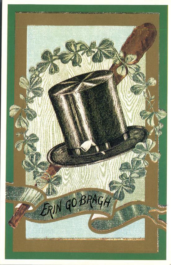 Erin Go Bragh - St Patrick's Day Greeting ?