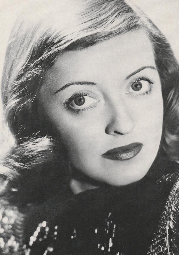 Bette Davis - Film - Movie - Actress