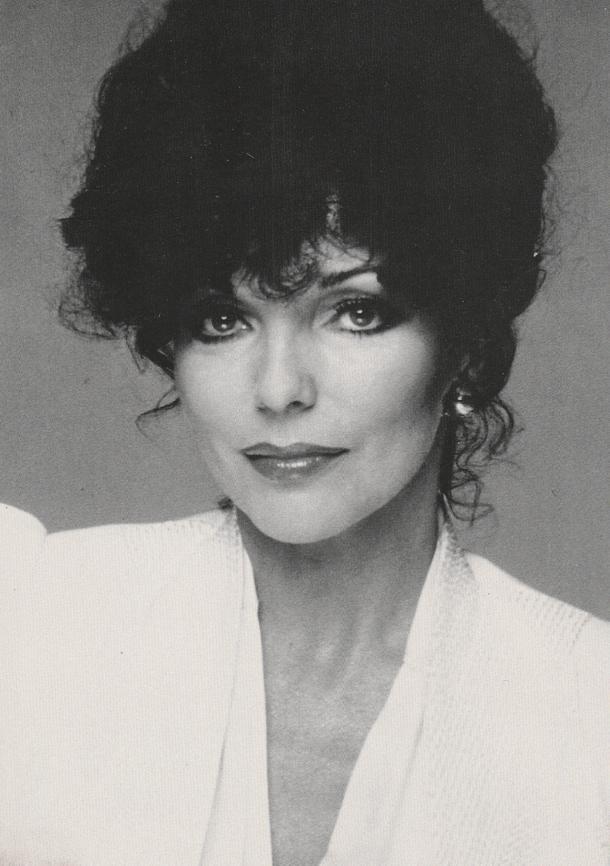 Joan Collins - Film Actress