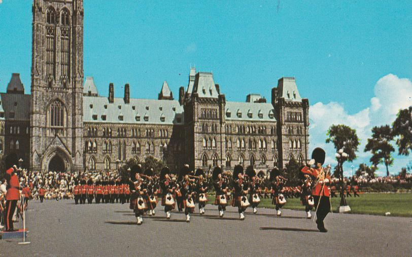 Changing of the Guard - Ottawa, Ontario, Canada
