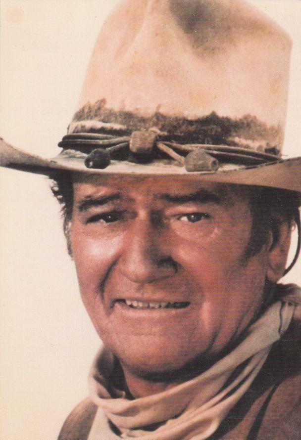 Western Movie Actor - John Wayne