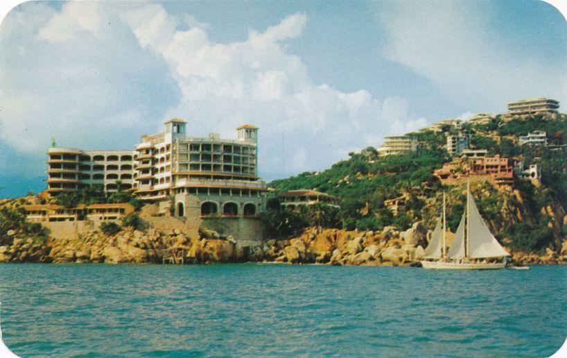 Hotel Caleta - Caleta and Caletilla Beaches - Acapulco, Mexico