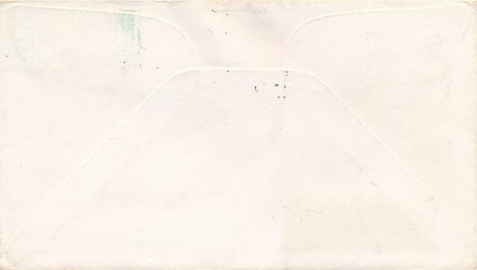 United States sc# 1384 - Cancelled North Pole Alaska 12/25/1969 - Christmas Wonderland