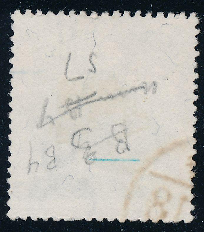 Korea sc# B4 - used - 1957 wmk 317 - 40 hwan + 10 hwan - King Sejong