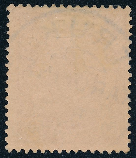 German Caroline Islands sc# 14 - Used 1907 Cancel in Truk, Karolinen