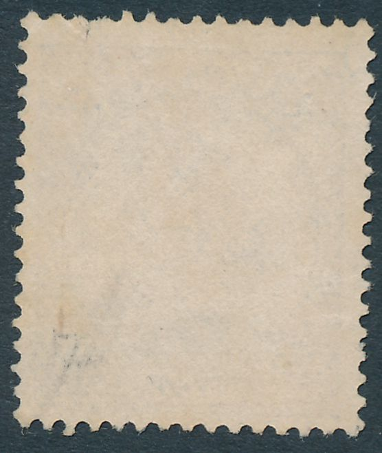 German Caroline Islands sc# 10 - Used YAP - Blue Ink - Karolinen