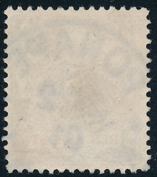 German Caroline Islands sc# 2 - Used 1901 - Ponape - Karolinen - pm 1901