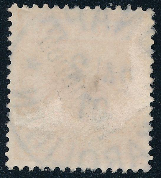 German Caroline Islands sc# 5 - Used Ponape 1901 - Karolinen