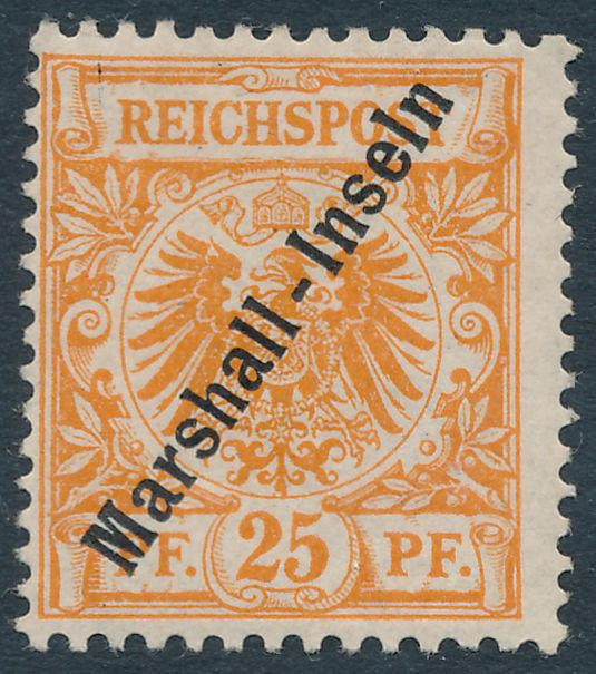 German Marshall Islands sc# 11 - MLH